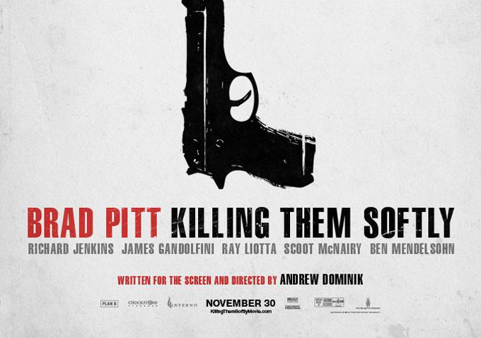 Killing Them Softly Poster Header
