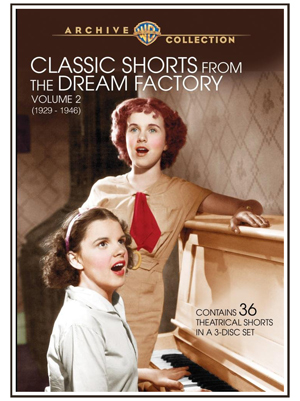 Classic Shorts-Dream Factory-Vol 2-300