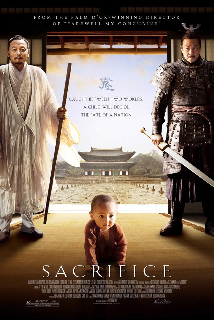 Sacrifice, Poster