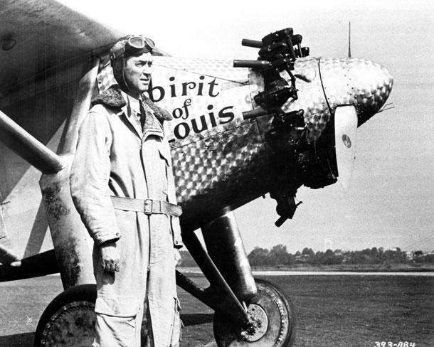 Charles Lindbergh (1902 – 1974)