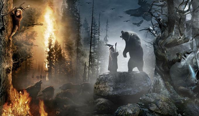 Hobbit Banner 3