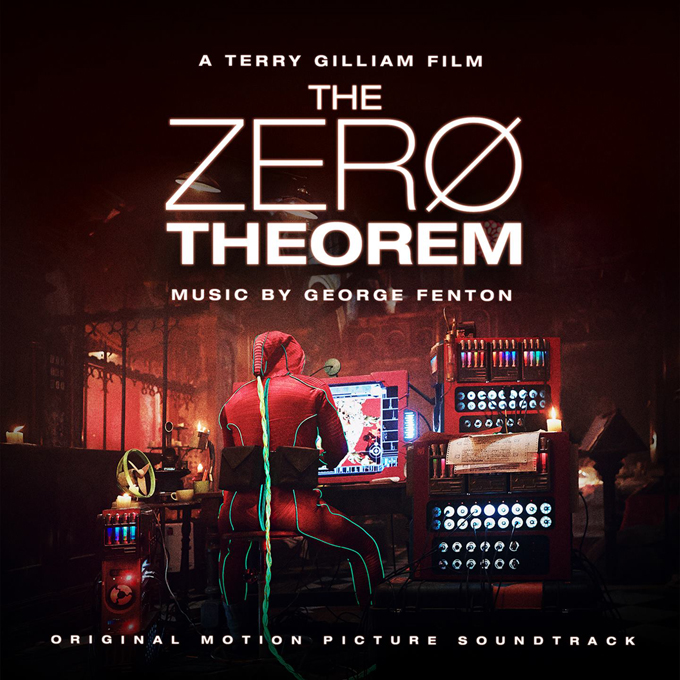 The Zero Theorem Soundtrack Cover Art
