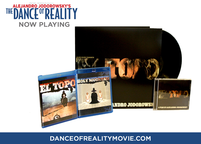 Dance Of Reality prize pack (skip crop)