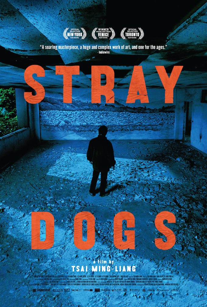 """""""Stray Dogs"""" - Poster"""