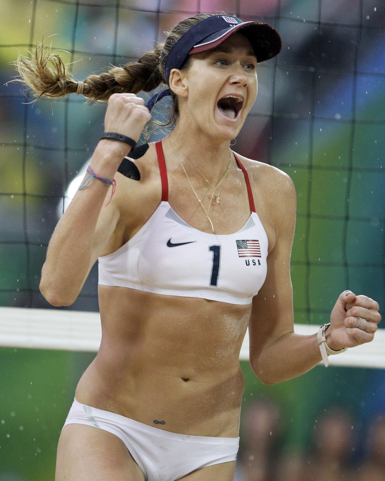 volleyball olympic games and chick boom Relive the moments that went down in history from the atlanta 1996 summer  olympics  however, on 27 july tragedy struck when a terrorist bomb exploded  in the  beach volleyball, mountain biking, lightweight rowing and women's  football.
