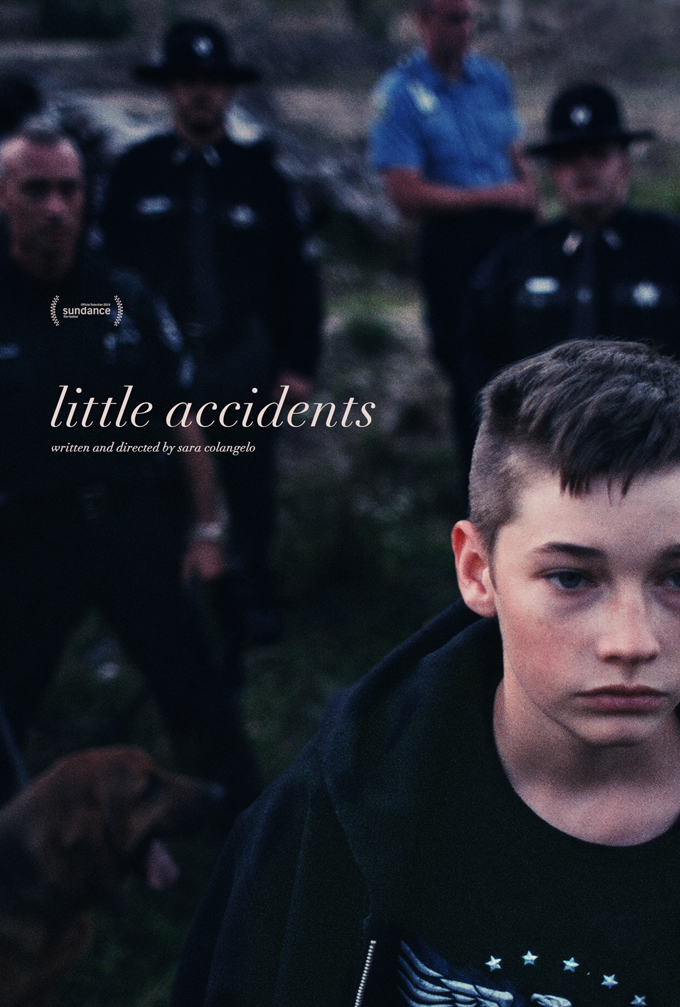 Little Accidents Character Poster 3