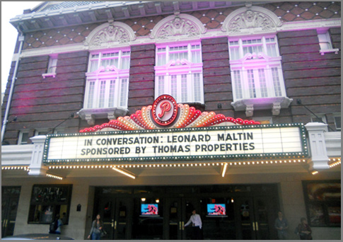 Leonard Maltin-Austin Film Festival-485