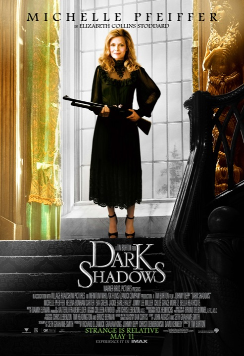 Dark Shadows Poster Michelle Pfeiffer