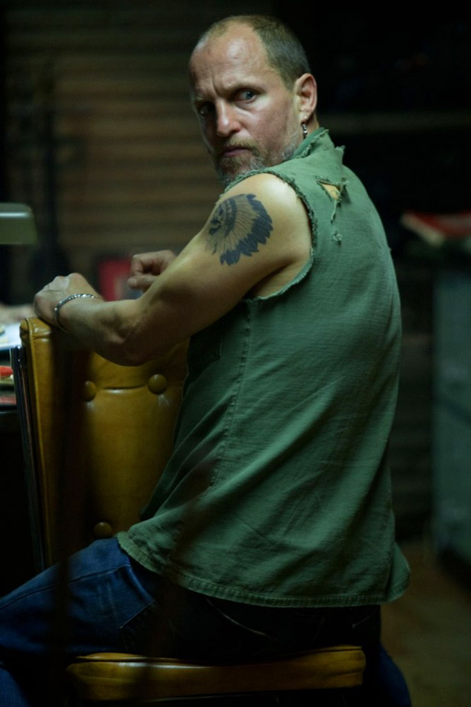 Out of the Furnace, Woody Harrelson, skip
