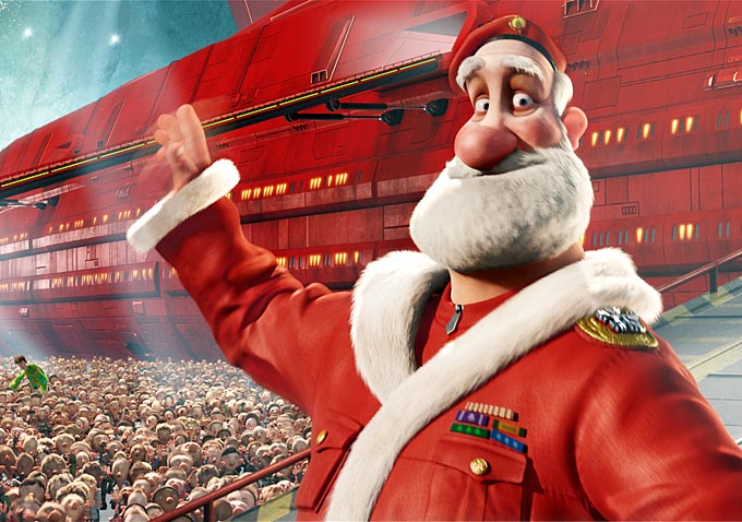 Arthur Christmas—movie review | IndieWire