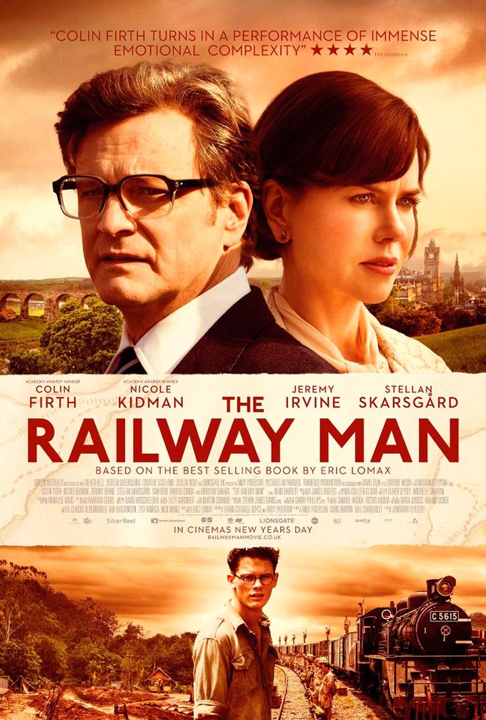 Railway man, poster