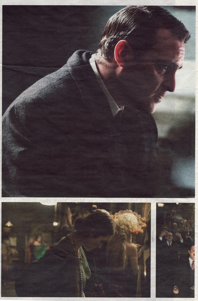 Joaquin Phoenix Marion Cotillard Low Life vertical