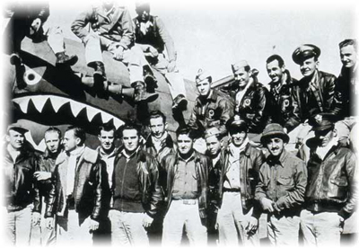The Flying Tigers circa 1941