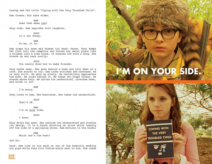Moonrise Kingdom Extras (skip)