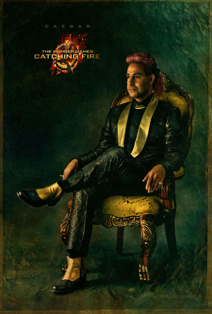 Hunger Game Poster