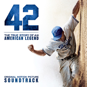 42 Soundtrack Cover