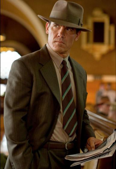 Josh Brolin, Gangster Squad