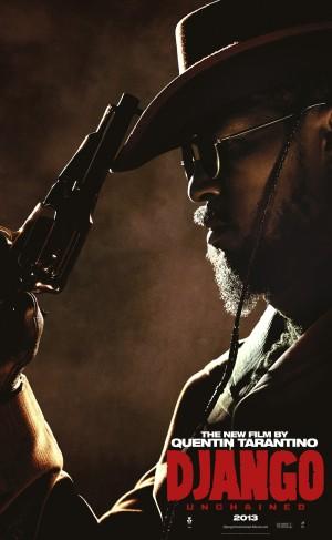 Django Unchained, Jamie Foxx character poster