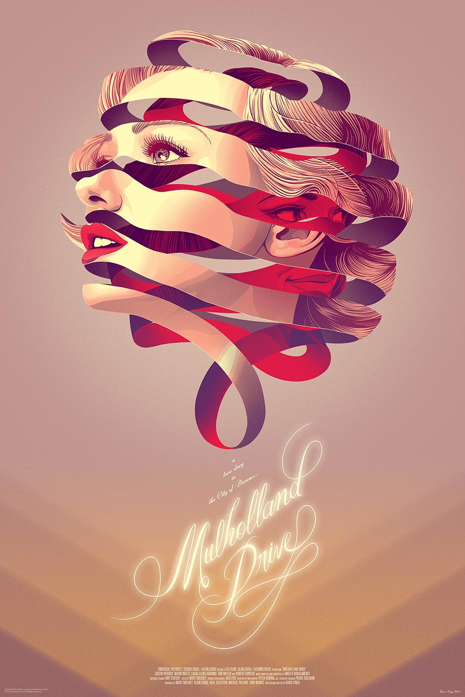 6 mustsee posters from mondocon �crimson peak� �masters