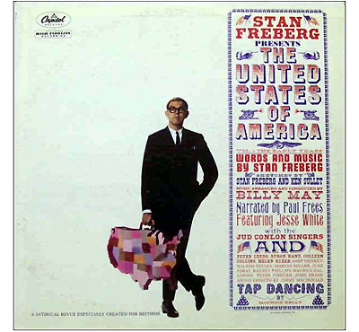 Stan Freberg Comedy Album