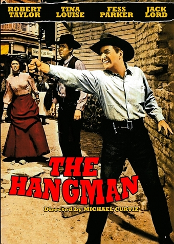 The Hangman DVD