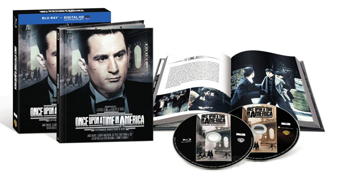 Once Upon A Time In America Blu-ray set