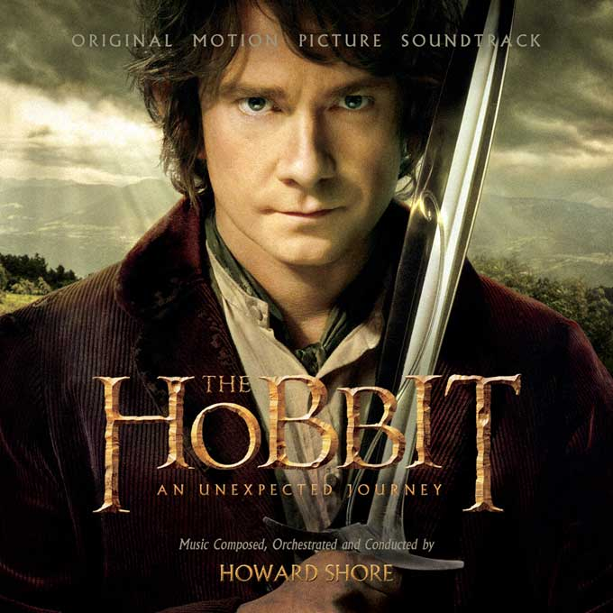 The Hobbit Soundtrack Artwork skip