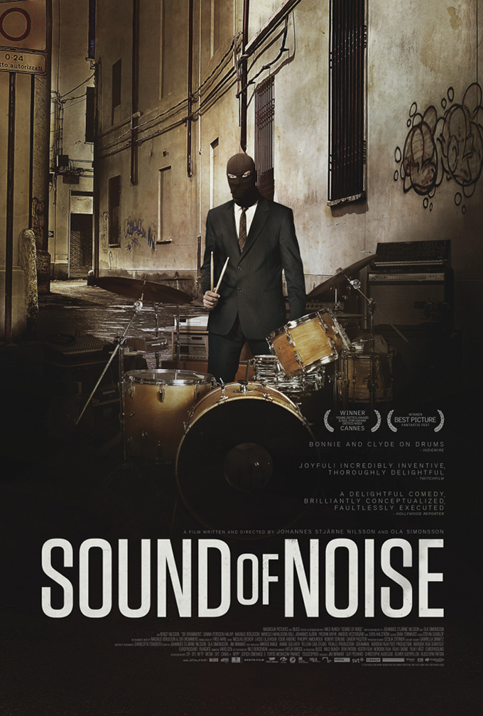 The Sound Of Noise Poster
