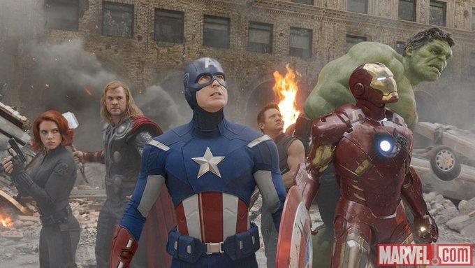 The Avengers skip crop