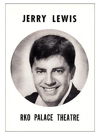 Jerry Lewis - RKO-325