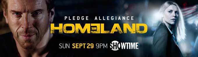 Homeland poster 4