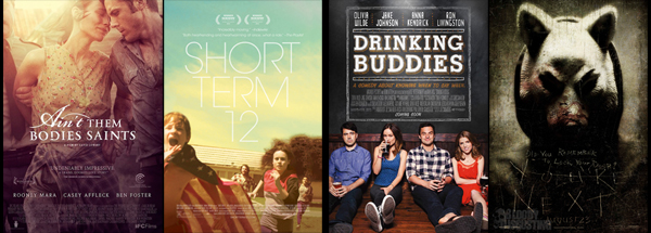 David Lowery quadruple feature