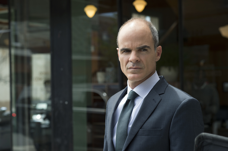 """House of Cards"" Season 4 Michael Kelly"