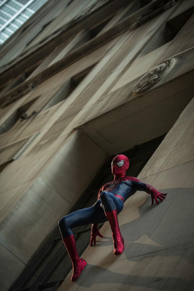 The Amazing Spider-Man 2 (skip crop)