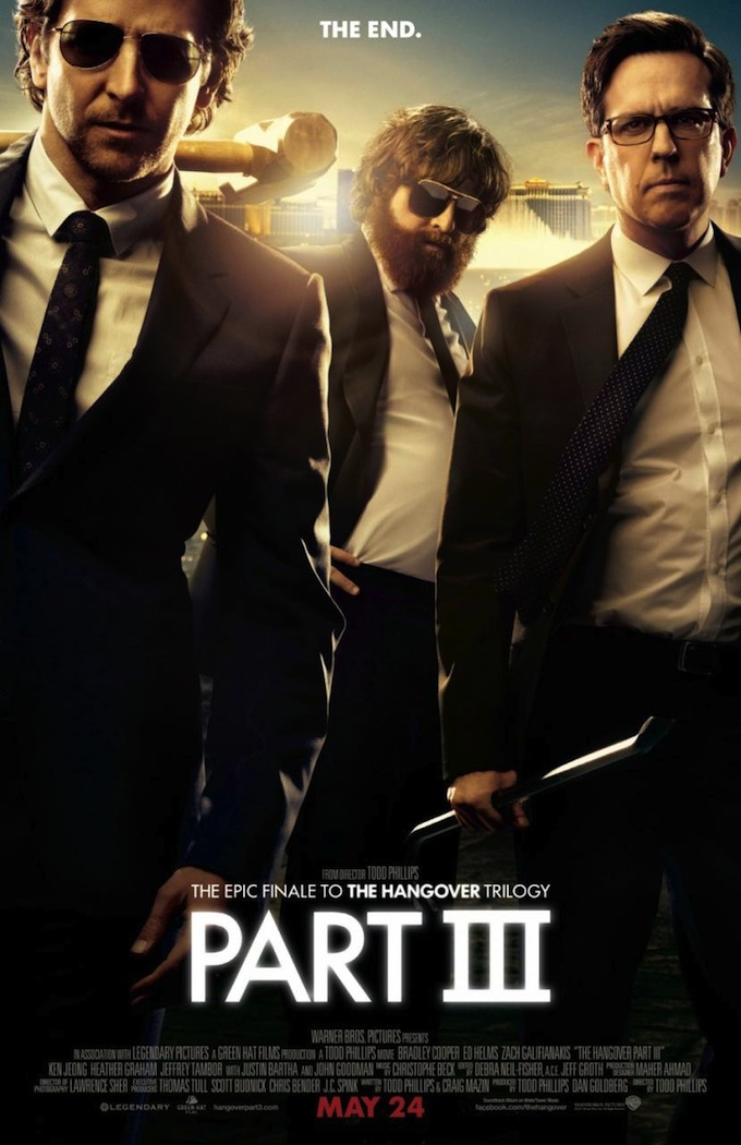 The Hangover Part 3 Poster (skip)