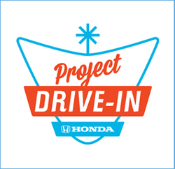 Honda Project Drive-In Logo