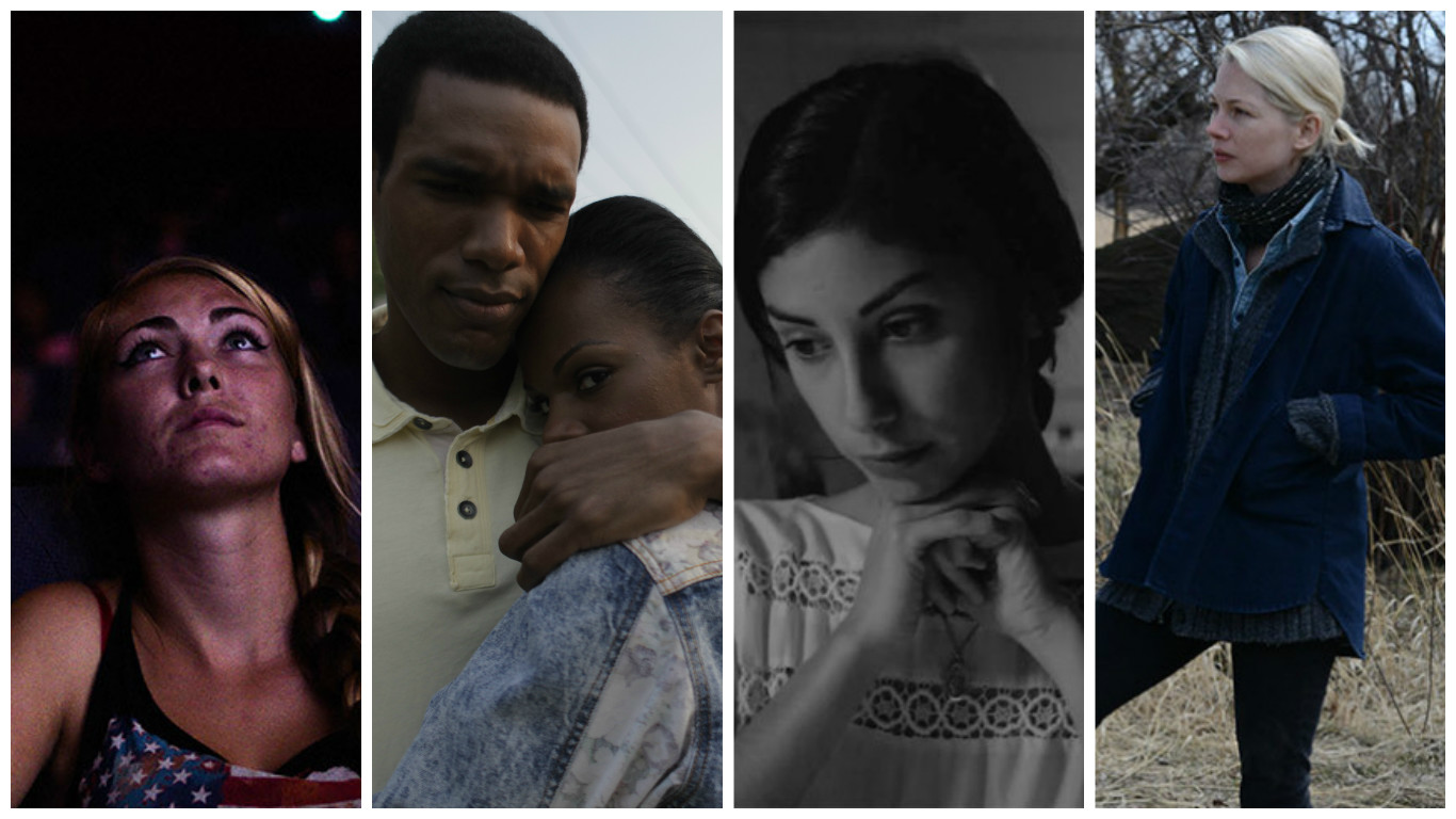 """Dark Night,"" ""Southside With You,"" ""The Eyes of My Mother,"" ""Certain Women"""