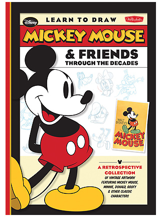 Learn to Draw Mickey Mouse
