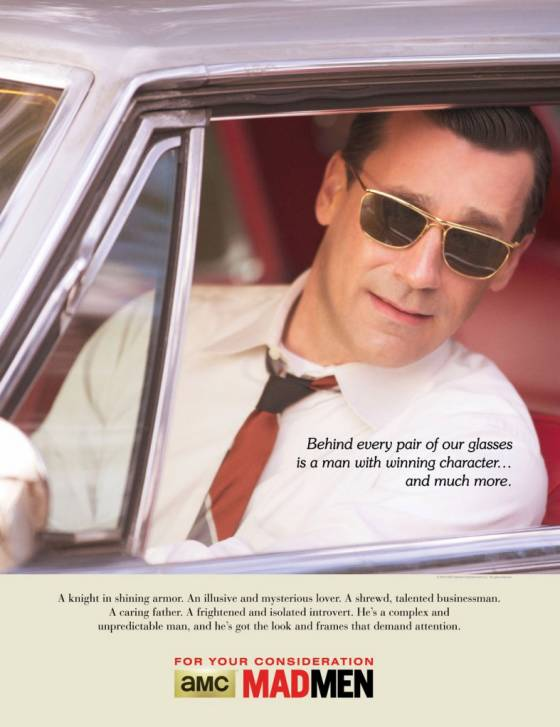 "Jon Hamm ""For Your Consideration"" Poster"