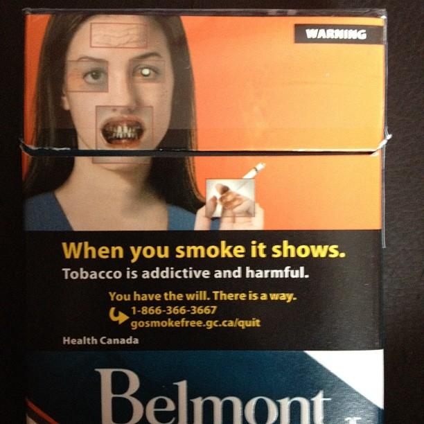 Zombie Cigarettes