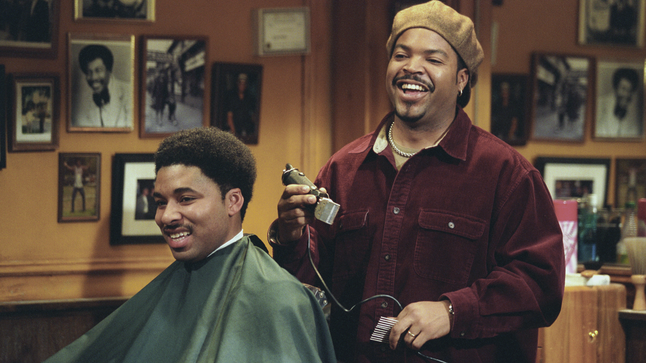 Still from BARBERSHOP