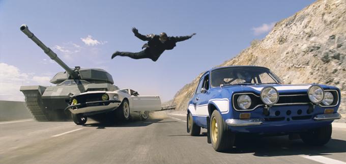Fast & Furious 6 skip