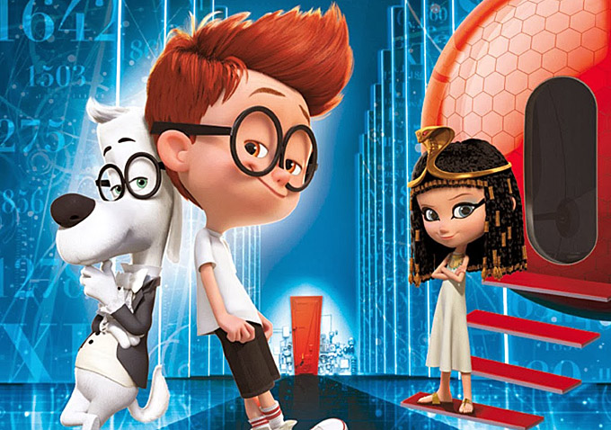 Mr.peabody And Sherman Penny And King Tut | www.imgkid.com ... Mr Peabody And Sherman Penny And Tut