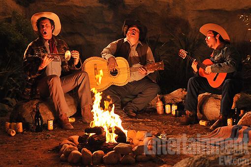 Casa De Mi Padre Will Ferrell Campfire EW