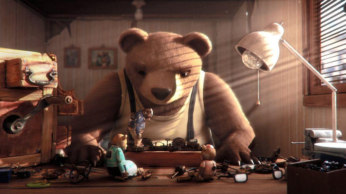 """Bear Story"""