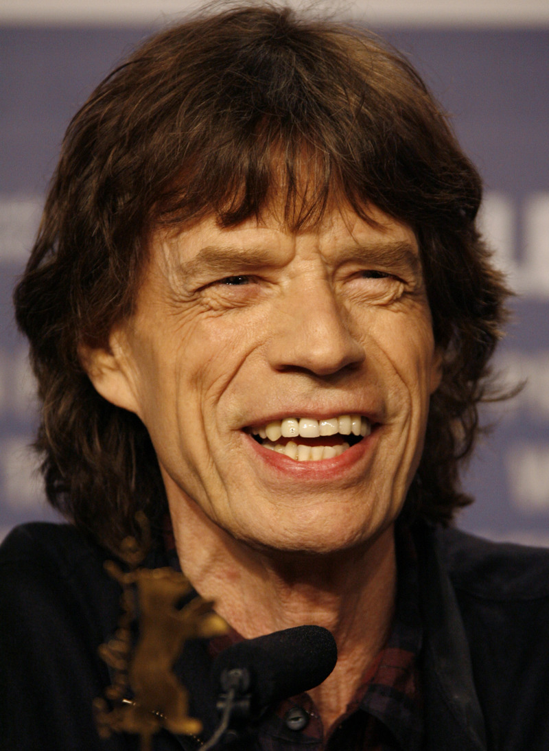 Time Waits for No One: Mick Jagger Turns 70 Today | Jon Friedmans Media Matrix - mick-jagger
