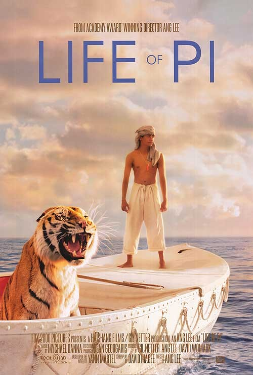 Life Of Pi Poster skip crop