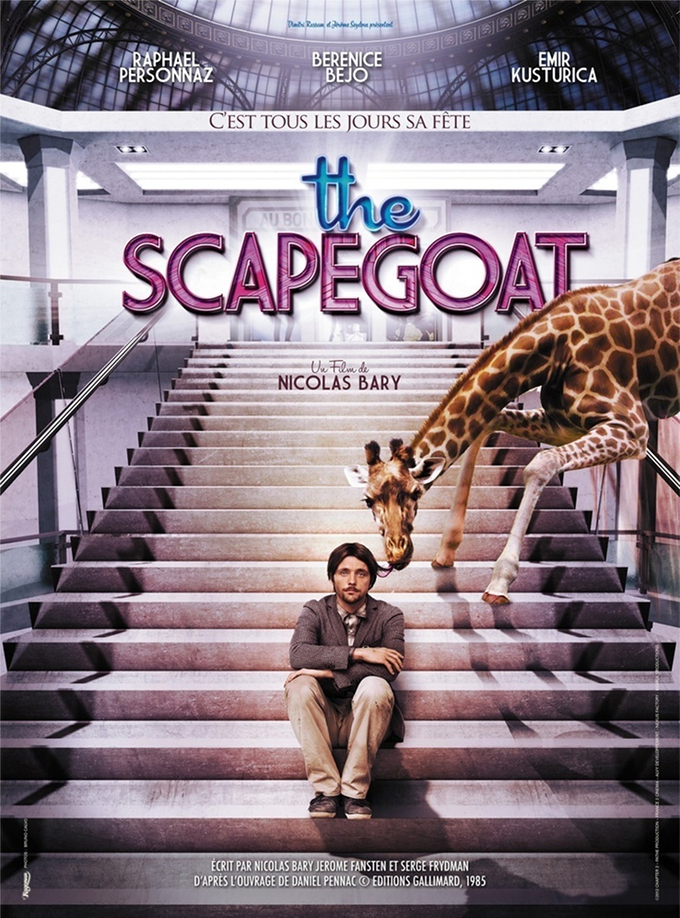 The Scapegoat poster skip crop