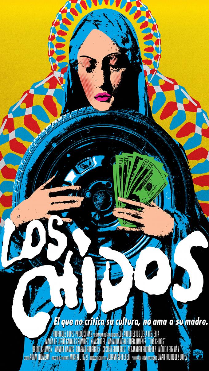 Los Chidos Poster skip crop