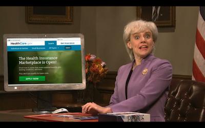 SNL KateMcK Obamacare I